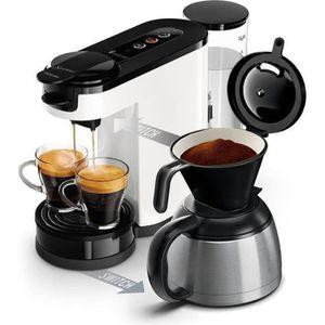 MACHINE À CAFÉ SENSEO HD6592/01 Machine à café à dosette ou filtr