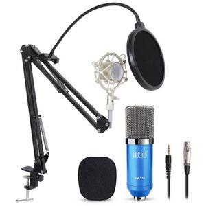 MICROPHONE Tonor XRL à 3,5 mm Microphone à condensateur Podca