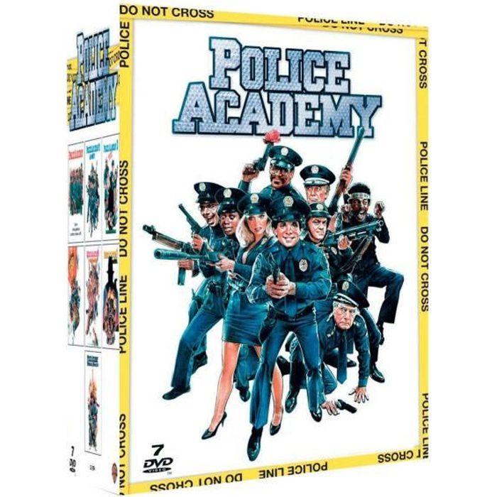 DVD Coffret Police Academy - L'intégrale