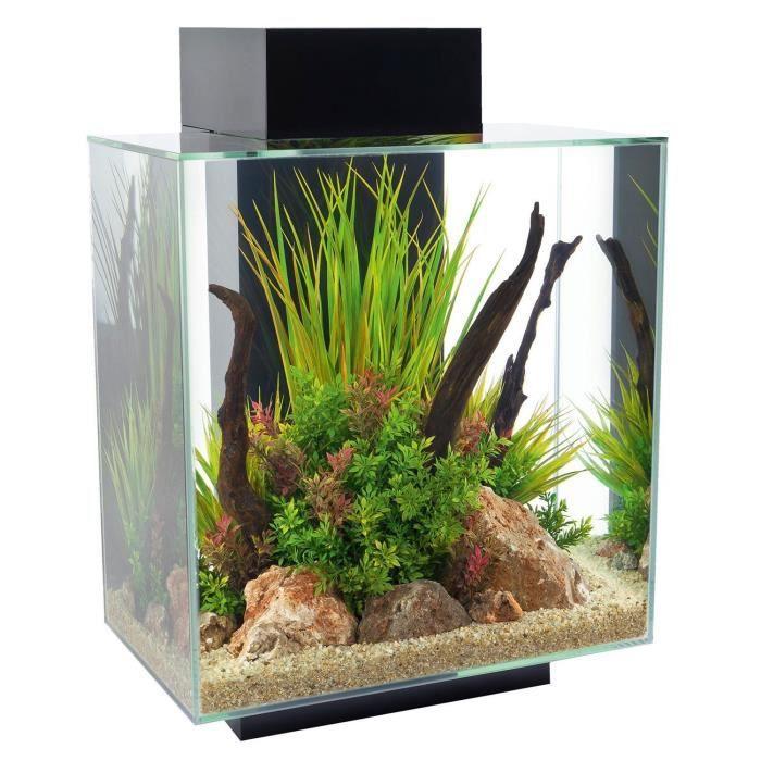 FLUVAL Aquarium équipé Edge - 46 L - Noir
