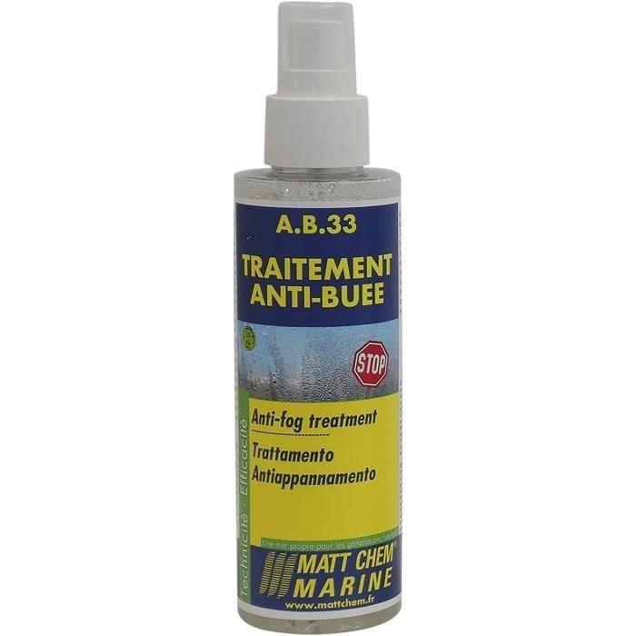 MATT CHEM MARINE Traitement anti-buée A.B.33