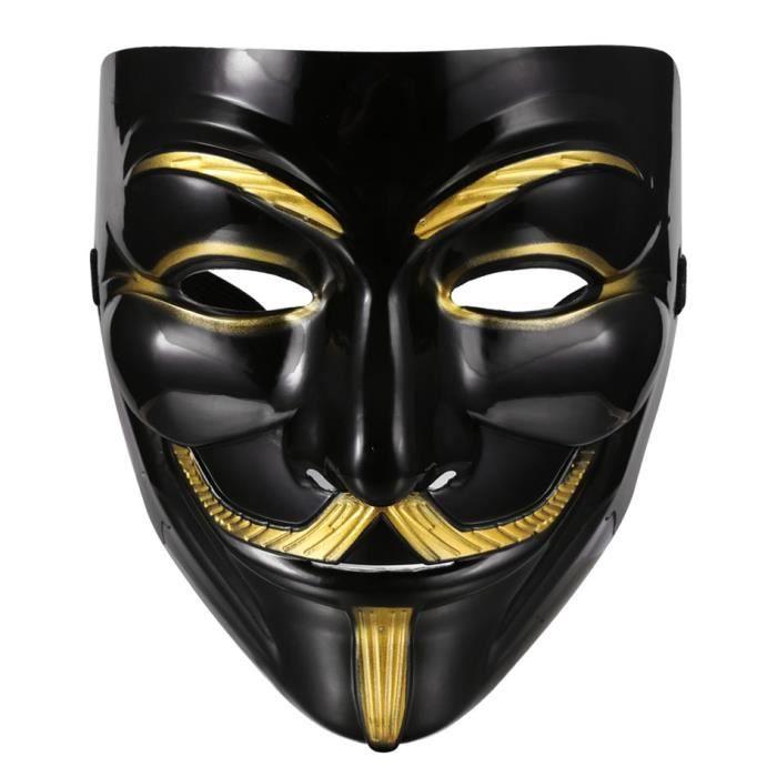 masque anonyme adulte achat vente jeux et jouets pas chers. Black Bedroom Furniture Sets. Home Design Ideas