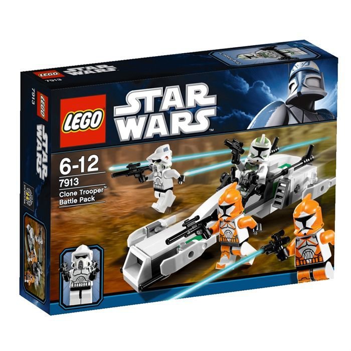 Clone Battle Lego Battle Pack Clone Lego Trooper Trooper Pack OP8n0wXk