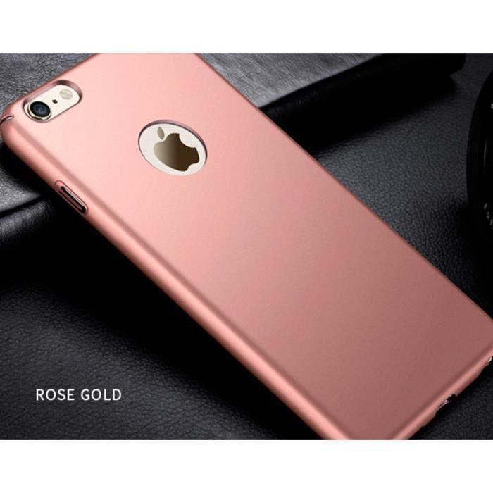 coque iphone 6 plus antichoc rose