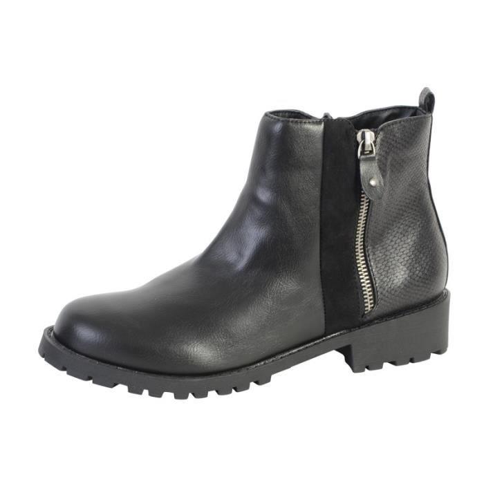 Boots Enza Nucci QL2636 Noir