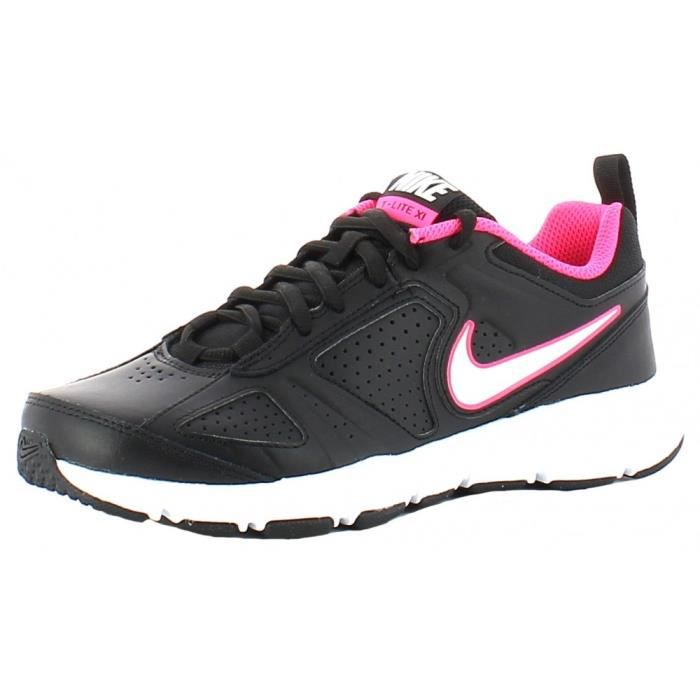 nike t-lite xi chaussures sport femme