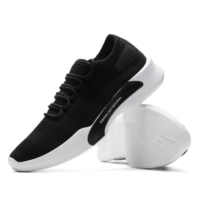 homme Sneaker 2017 Nouvelle Mode Sneaker Meilleure Qualité d'été Sneaker Confortable Respirant Plus Taille
