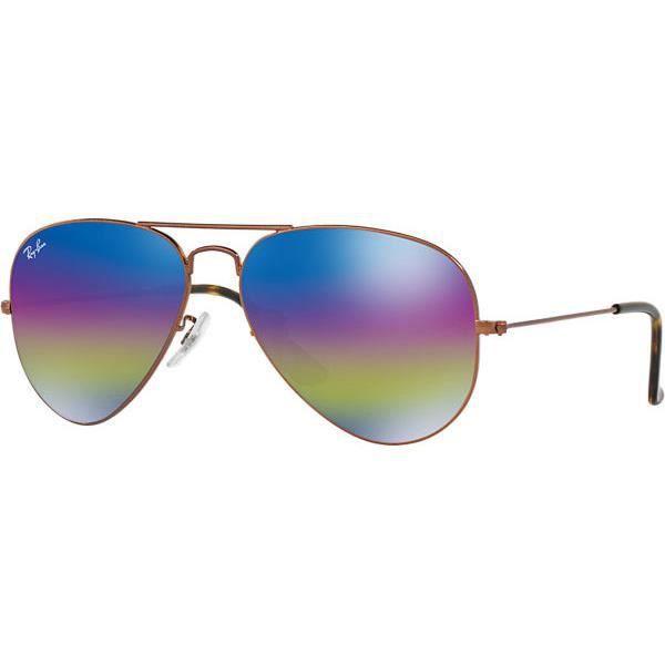 Ray-Ban RB3025 9019C2 BRONZE-CUIVRE T 62 - Achat   Vente lunettes de ... f6b79fd80404