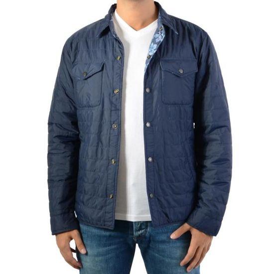 Blouson Pepe Jeans PM401234 Willy 559 Dk Denim Bleu Bleu - Achat   Vente  blouson - Cdiscount e225557a2c1d