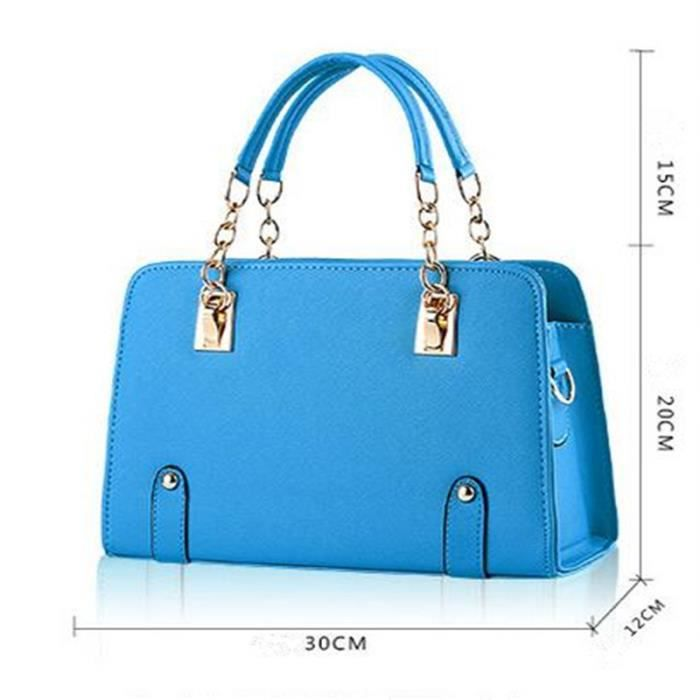 cuir Luxe Sac sacs femme sac Haut marque Femme sac sac 2017 à cuir main qualité main femmes à main en De cabas femme Marque à de x1q8S