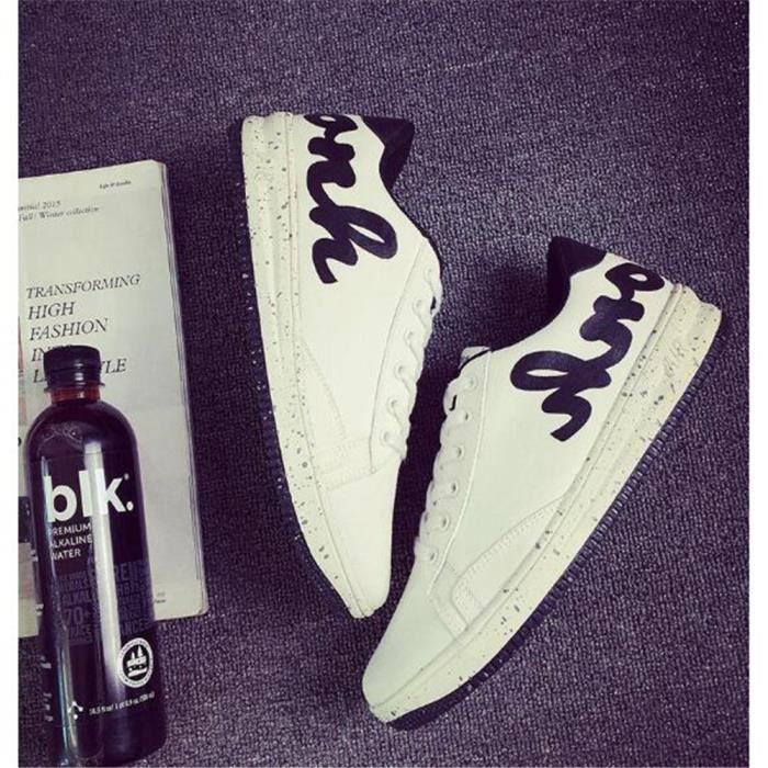 Sneaker pour Hommes Confortable décontractées Chaussures de sport perméable à l'air Marque De Luxe Basket Plus dssx251bleu39 CGlhEyl9