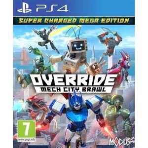 JEU PS4 Override : Mech City Brawl - Super Charged Mega Ed