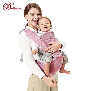 0d5210253446 PORTE BÉBÉ Beth Bear 0-36 mois Porte-bébé 4 en 1 Hipseat Nouv