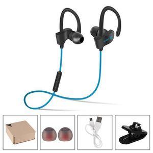 OREILLETTE BLUETOOTH Sans fil Bluetooth 4.1 Casque d'écoute Sur l'oreil
