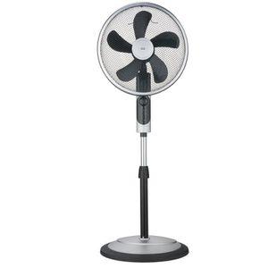 VENTILATEUR DOMAIR Ventilateur sur pied metal - Blanc