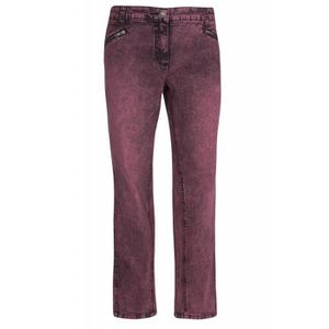 c1fa6b2325872 Sheego Jeans Stretch pour femmes en violet surdimensionné en quatre ...