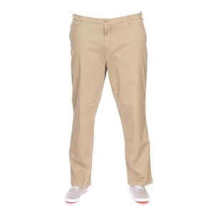 PANTALON Chino grande taille dockers Washed Beige