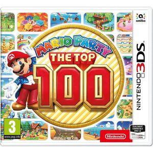 JEU 3DS Mario Party The Top 100 Jeu 3DS+1 porte clé