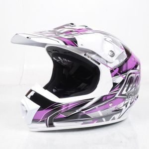 CASQUE MOTO SCOOTER Casque SHOT FURIOUS 2013 SPEED, colori Violet 62 t