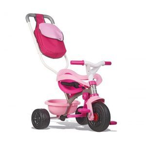 TRICYCLE SMOBY Tricycle Be Move Confort Rose