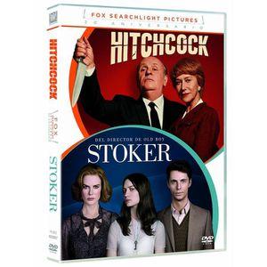 DVD FILM HITCHCOCK + STOKER (Importé d'Espagne, langues sur