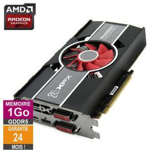 CARTE GRAPHIQUE INTERNE Carte graphique XFX AMD Radeon HD 6790 1Go GDDR5 P