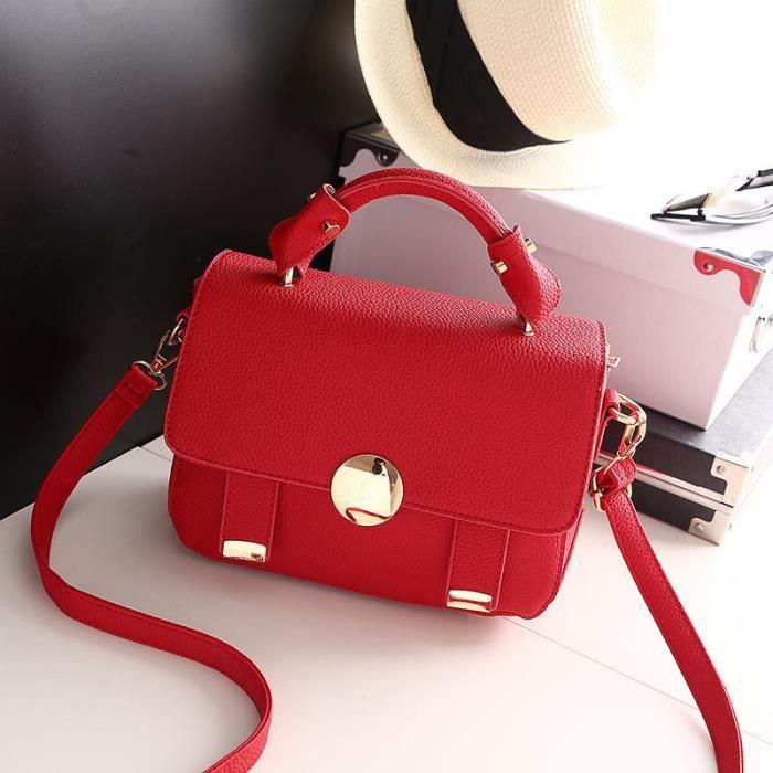sac marque sac femme de marque sac à main De Luxe Femmes Sacs Designer Sac Femme De Marque De Luxe En Cuir rouge meilleure qualité