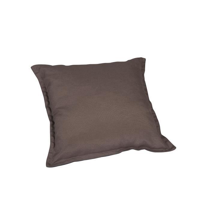 coussin exterieur gris achat vente pas cher. Black Bedroom Furniture Sets. Home Design Ideas