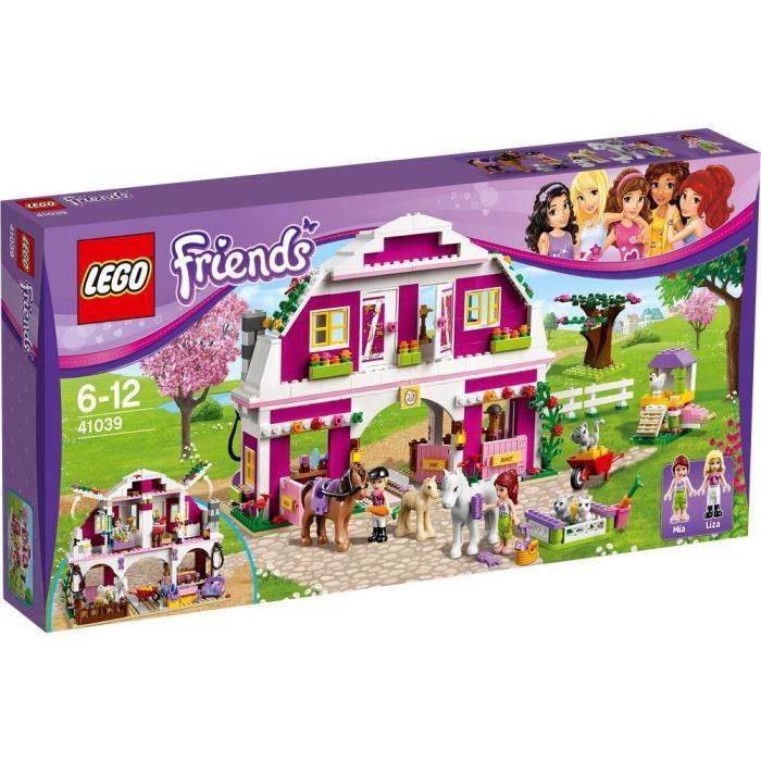 Lego 174 Friends 41039 Le Ranch Du Soleil Achat Vente