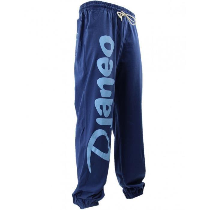 Pantalon Jogging coton Djaneo Rio Homme et Femme pour le sport ... 3994bd99eb6