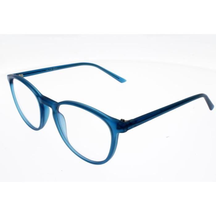 Lunettes pour Ecrans Anti-Lumière Bleue sans correction OBLUE BLEUE Taille M MIXTE ADULTE avec traitement anti-reflet & anti