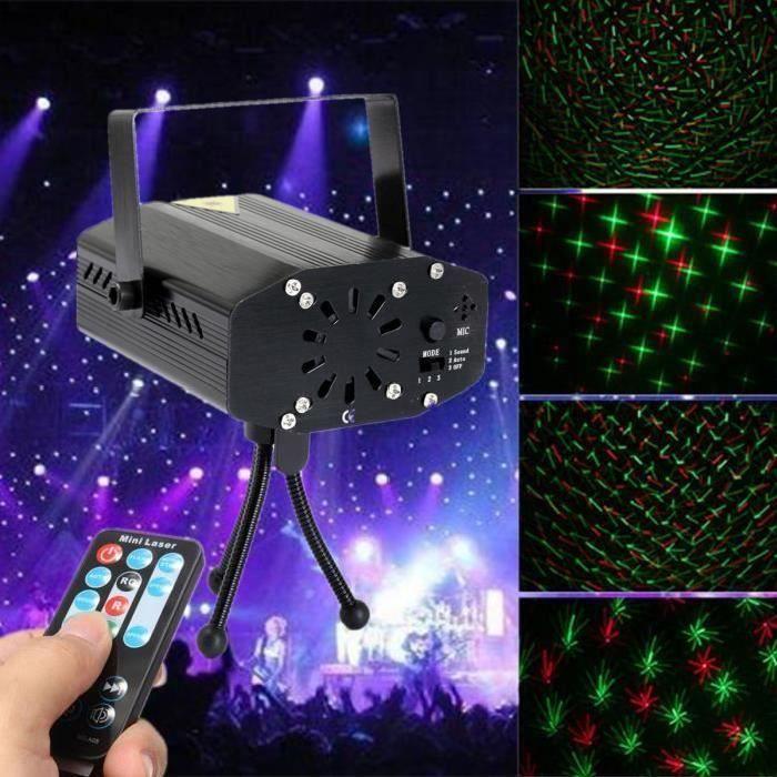 jeux de lumi re laser ego laser lampe projecteur xmas eclairage telecommande pour dj disco noel