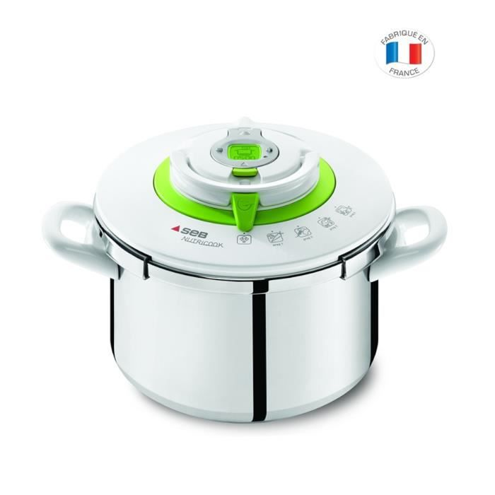 50% off innovative design stable quality Couvercle cocotte minute seb 8l