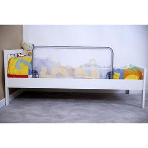 lit enfant avec barriere achat vente lit enfant avec barriere pas cher cdiscount. Black Bedroom Furniture Sets. Home Design Ideas