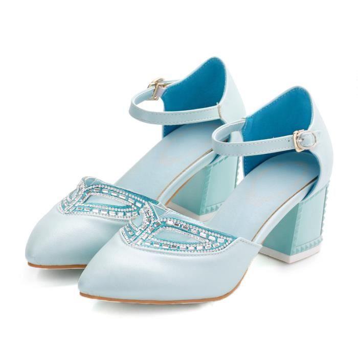 Sandales Femmes d'été Chaussures de Mode Casual... R33uBGQQS