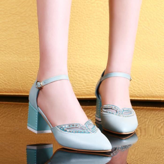 Sandales Femmes d'été Chaussures de Mode Casual...
