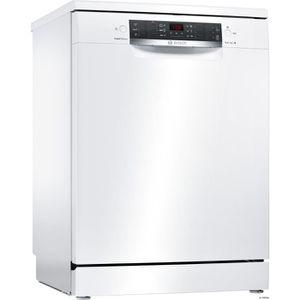 LAVE-VAISSELLE BOSCH SMS46IW03E - Lave-vaisselle posable - 13 cou