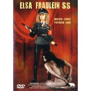 DVD FILM DVD Elsa fraulein ss