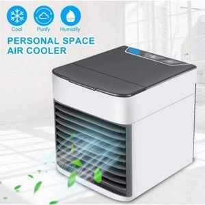 CLIMATISEUR MOBILE Mini  Refroidisseur D'air Portable USB Ventilateur