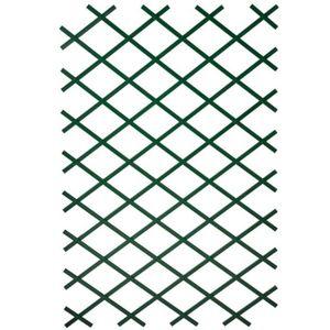 CLÔTURE - GRILLAGE P190 Nature Palissade de jardin 100 x 200 cm PVC V