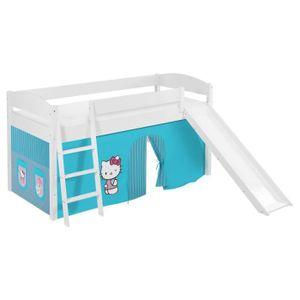 LIT COMBINE  Lit surélevé ludique/évolutif IDA 4105 Hello Kitty