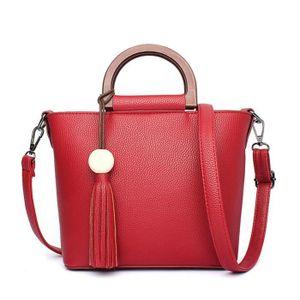 Femmes sac à main Mode Marque De Luxe délicat design Haut qualité en cuir Confortable Meilleure vente Sacs à bandoulière roux