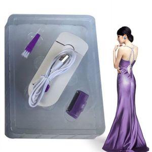 ÉPILATEUR ÉLECTRIQUE Lady Femme Épilateur électrique à cheveux au laser