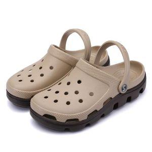 SANDALE - NU-PIEDS Style Coréen Sandal Chaussures Chaussures oisif im