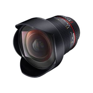 OBJECTIF Samyang Objectif grand angle 14 mm f-2.8 AE ED AS
