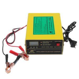 CHARGEUR DE BATTERIE SUPER Voiture Chargeur de Batterie Plomb 12V Rapid