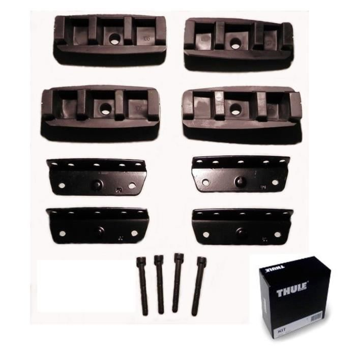 THULE 3040 Kit d'Adaptation Fixpoint Jeep Commander