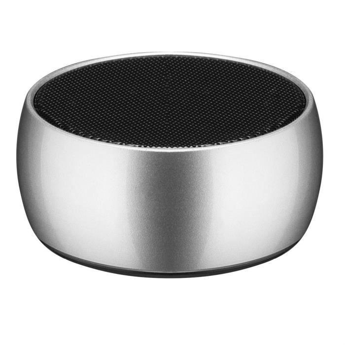 Haut-parleur Bluetooth Sans Fil D'extérieur Nouveau Mini Portable Inséré Carte Sd @hot3901