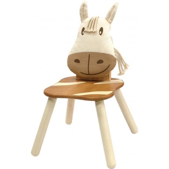 Chaise Pour Enfant Cheval