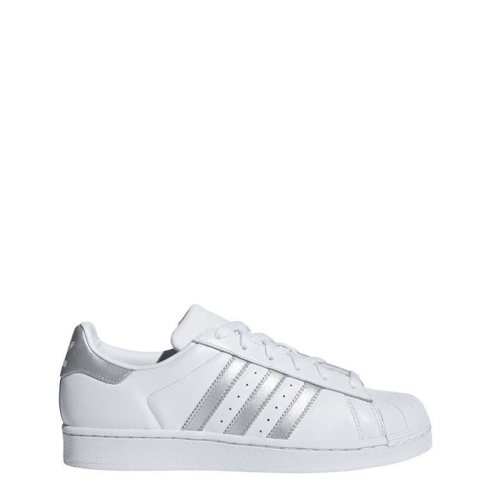 ADIDAS SUPERSTAR W - D97998 - AGE - ADULTE,
